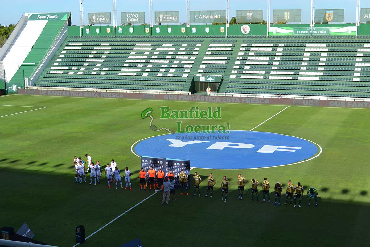 banfield colon liga profesional 2021