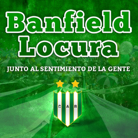 Vení a alentar a Banfield vs. Defensa junto a la PEÑA CAPITAL!!!!!