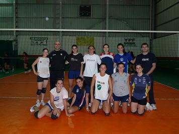 Banfield Voley