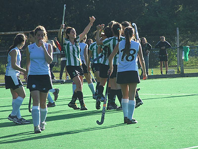 Banfield A vs Casi Hockey