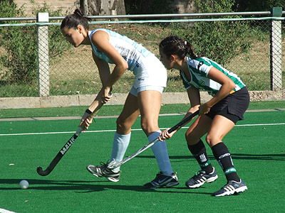 Banfield hockey vs ciudad