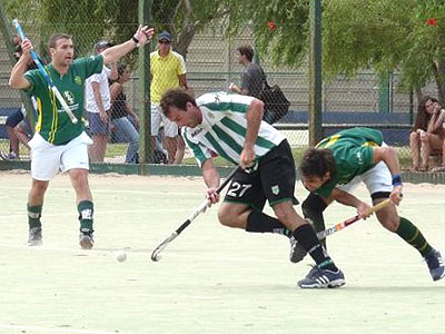 Hockey masculino Banfield
