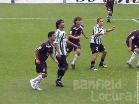 Banfield vs Lanus