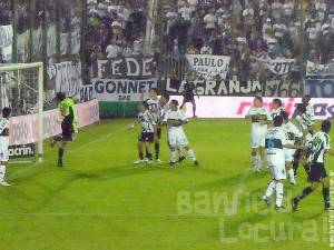 Banfield vs Gimnasia