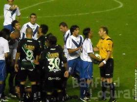 Banfield vs Vélez