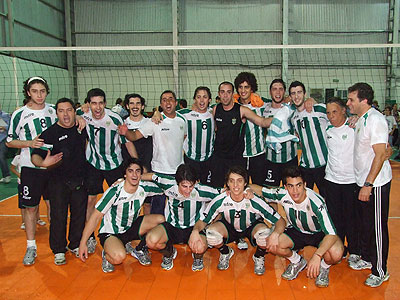 Voley Campeón Banfield