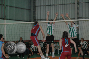 Banfield Voley UAI