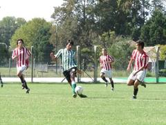 Banfield vs Estudiantes inferiores
