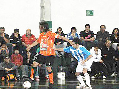 futsal racing banfield
