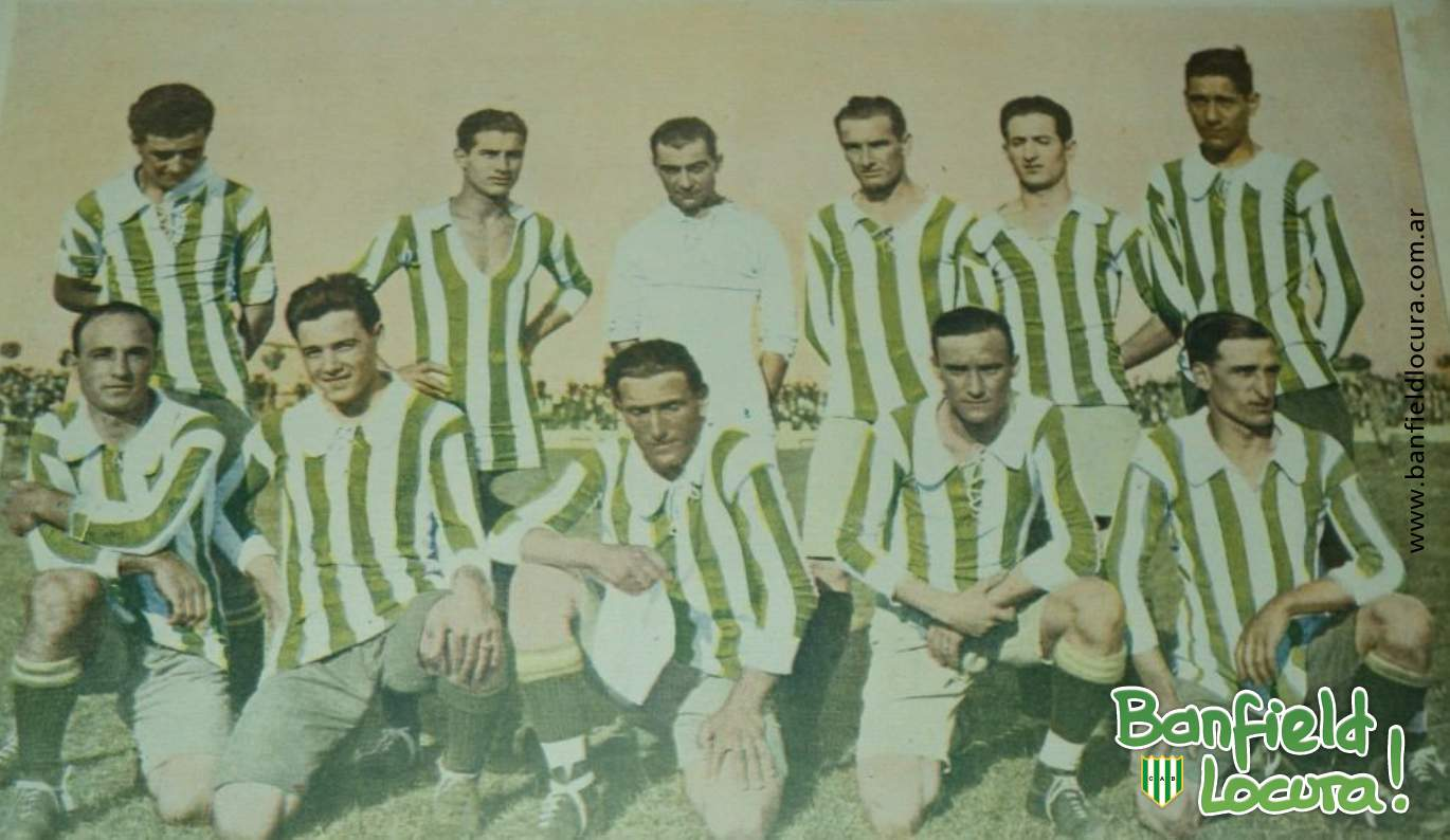 banfield campeon 1920 copa de honor