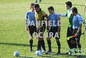 Banfield vs Almirante Brown