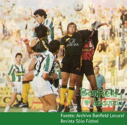 Banfield Almirante Brown