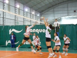 Banfield vs River Voley