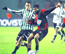 Banfield vs Ñewell´s