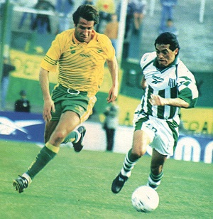 Banfield vs Defensa  y Justicia 2007