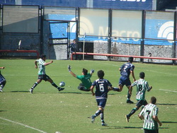 Reserva, Banfield 3 Racing 0