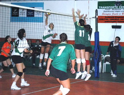Banfield voley sub 21